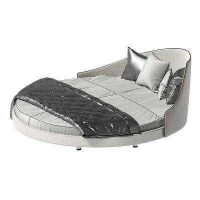 круглые кровати в спальню купить