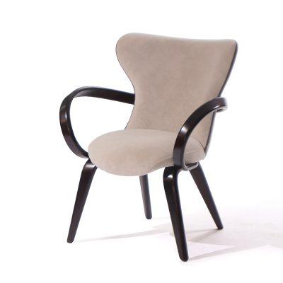 стул с подлокотниками венский