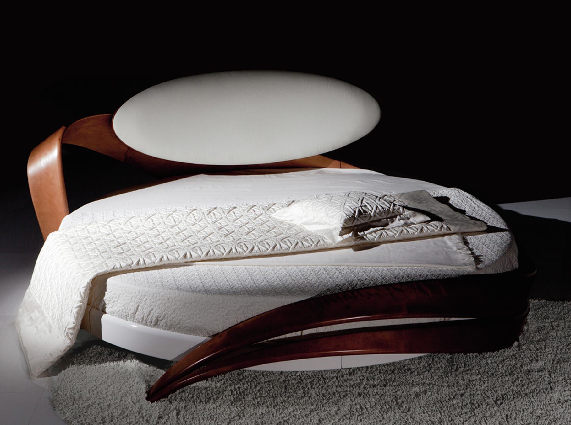 круглая кровать цена