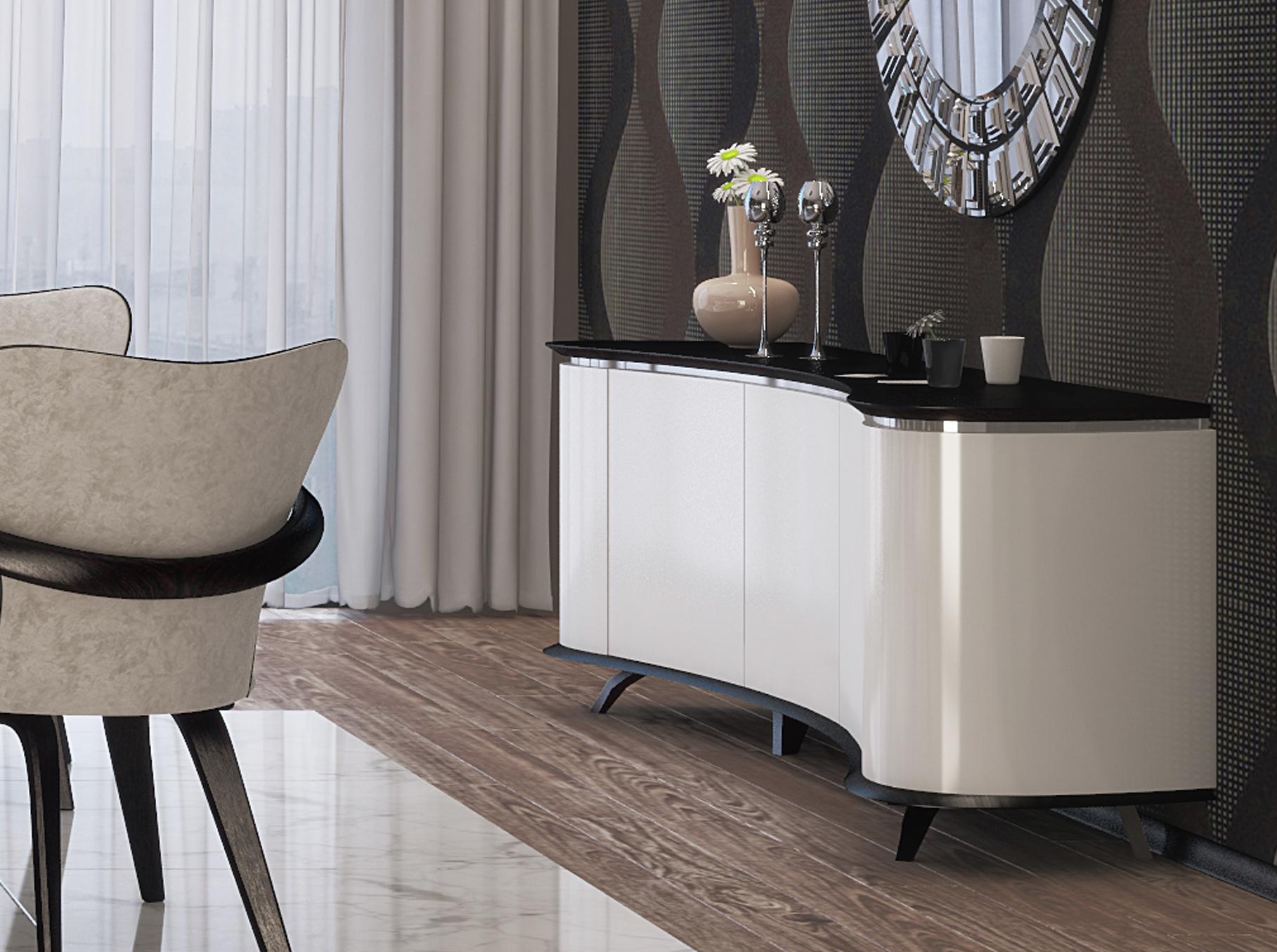 Дизайнерская корпусная мебель