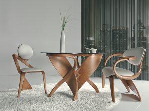Дизайнерские стулья и столы