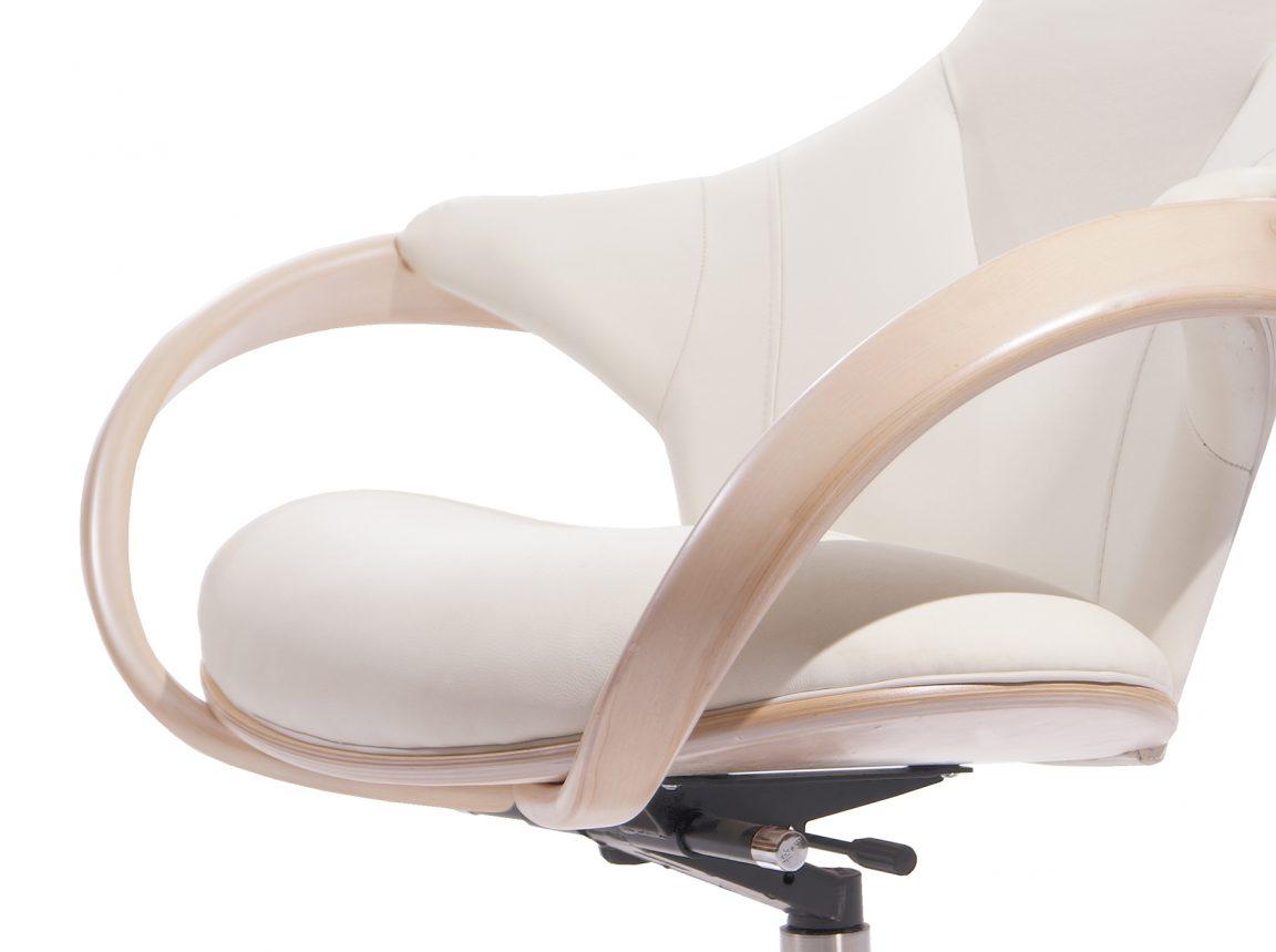 Кресло релакс белое в дом