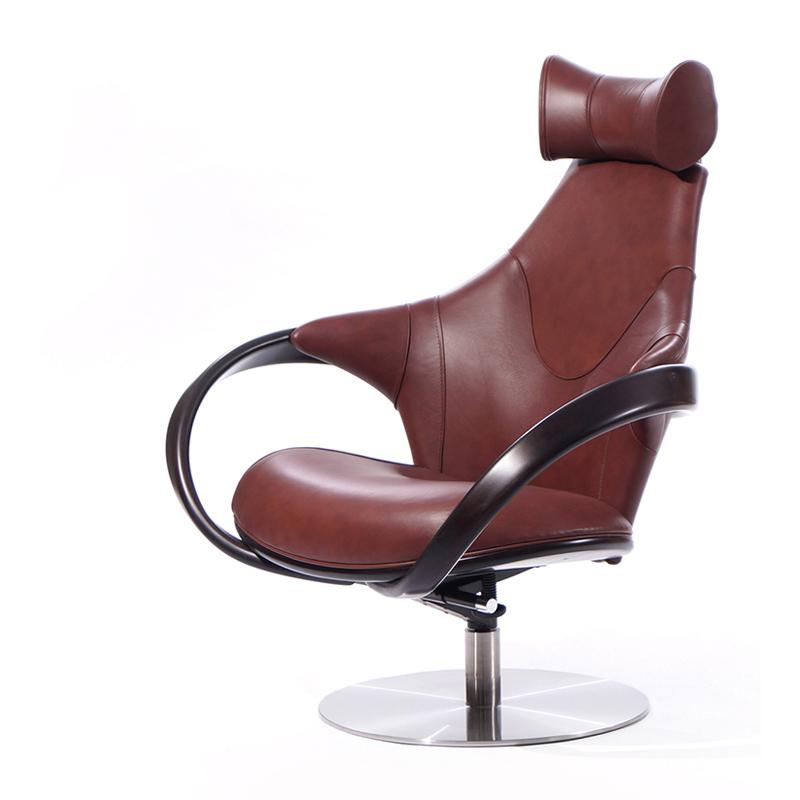 Уникальное кресло необычной формы