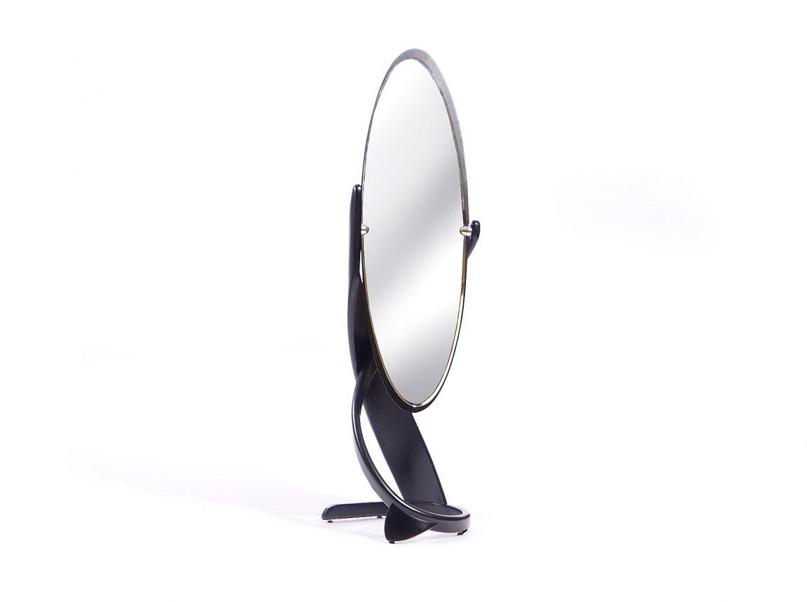Оригинальное напольное зеркало