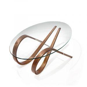 прозрачный столик журнальный со стеклом