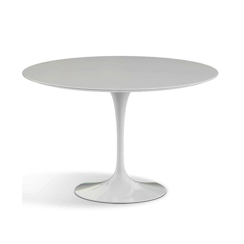 стол дизайнерский белый