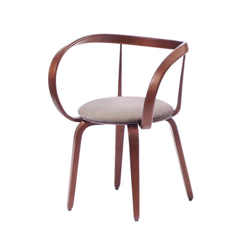 Дизайнерский стул стильный небольшой
