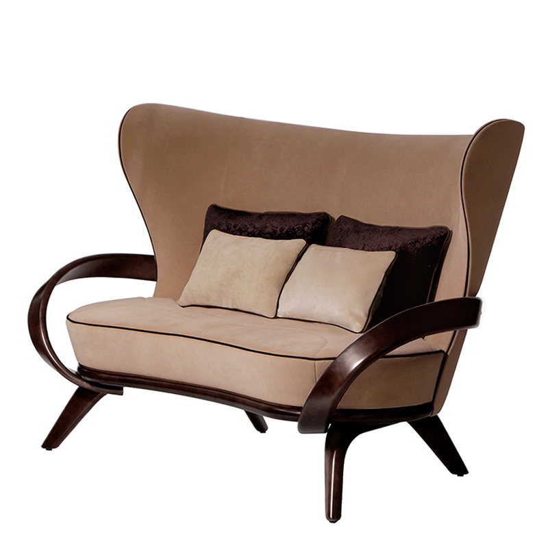 уютный дизайнерский диван Априори S