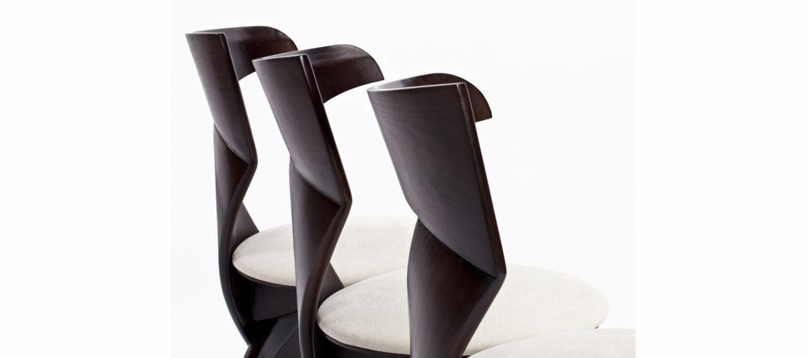 Уникальные стулья кухонные из массива