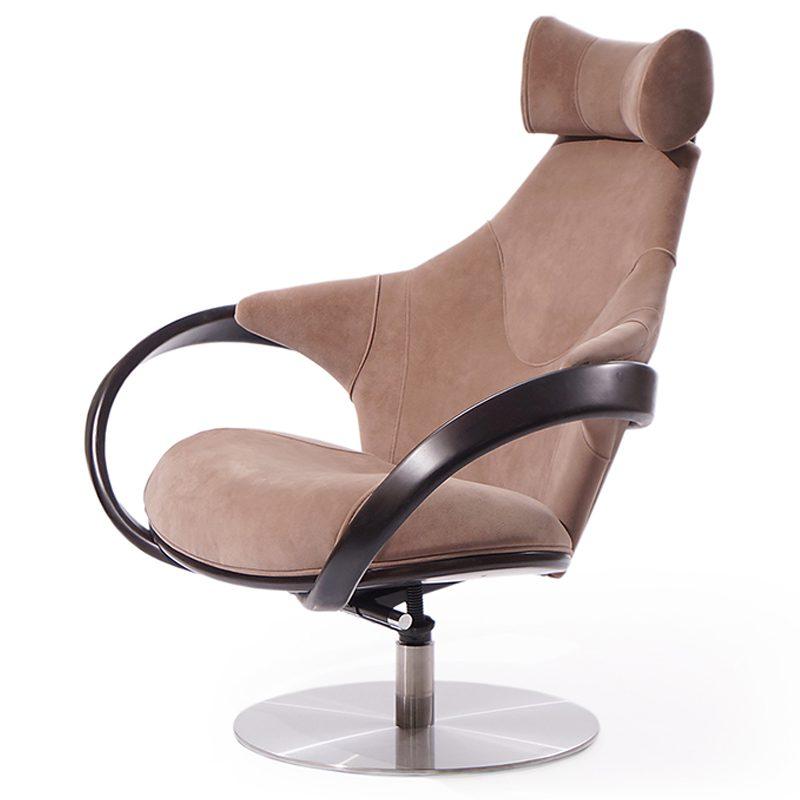 Комфортное кресло-релакс необычное
