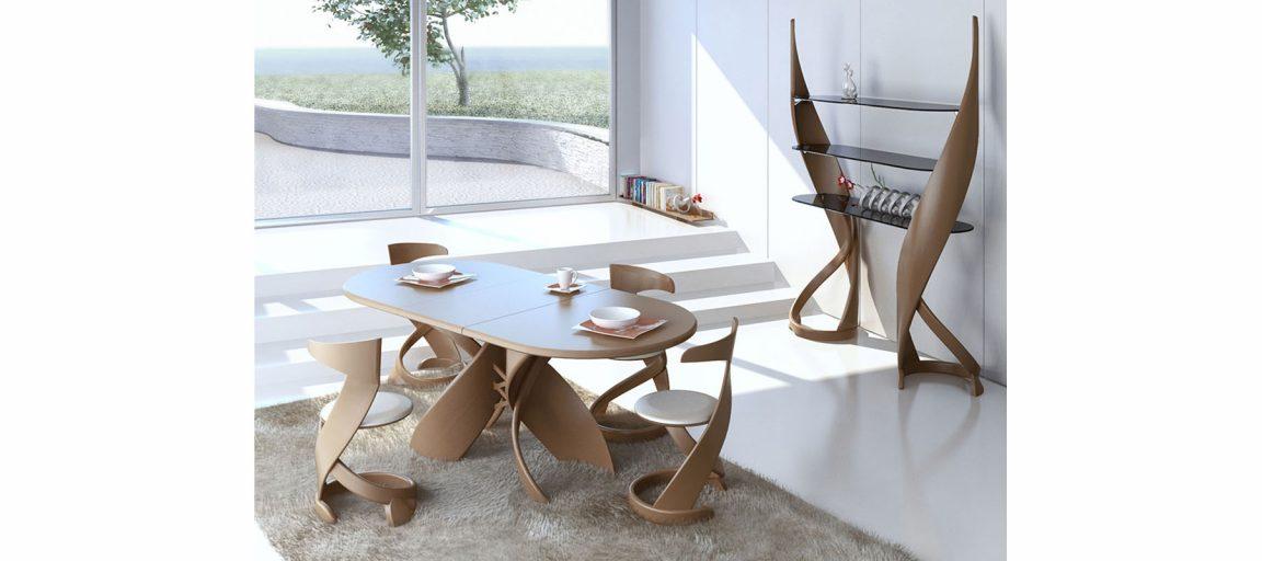 Деревянные стулья небольшие на кухню