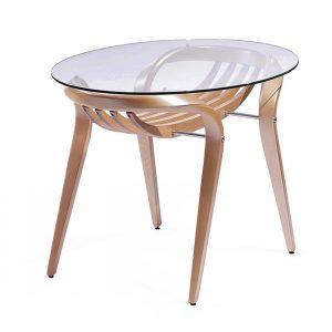 Изумительный столик журнальный из дерева