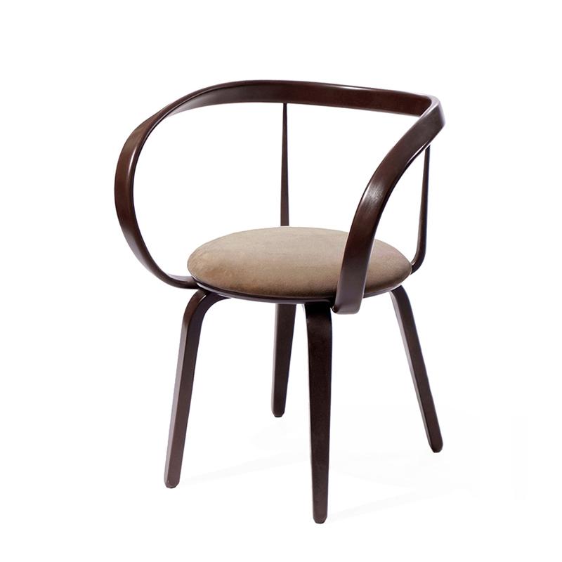 Воздушный стул из массива небольшой