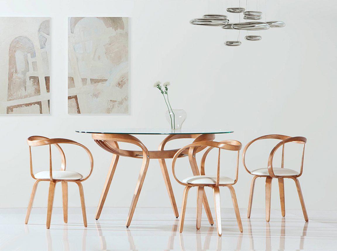 стулья Априори L комплект со столом