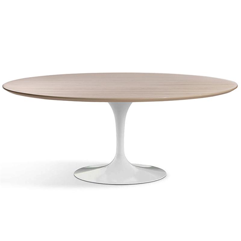 овальный стол Априори Т 13тон + cтолешница бук