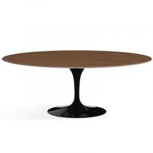 Стильные столы Тулип овальные