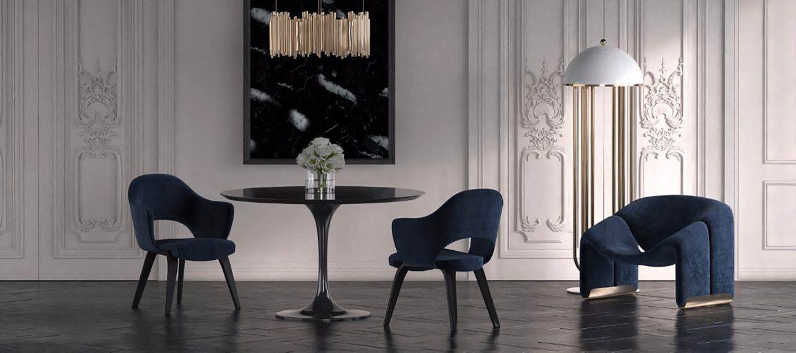 Дизайнерский стул в обеденную зону