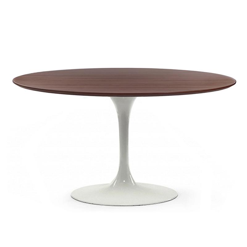 Оригинальный обеденный стол круглый