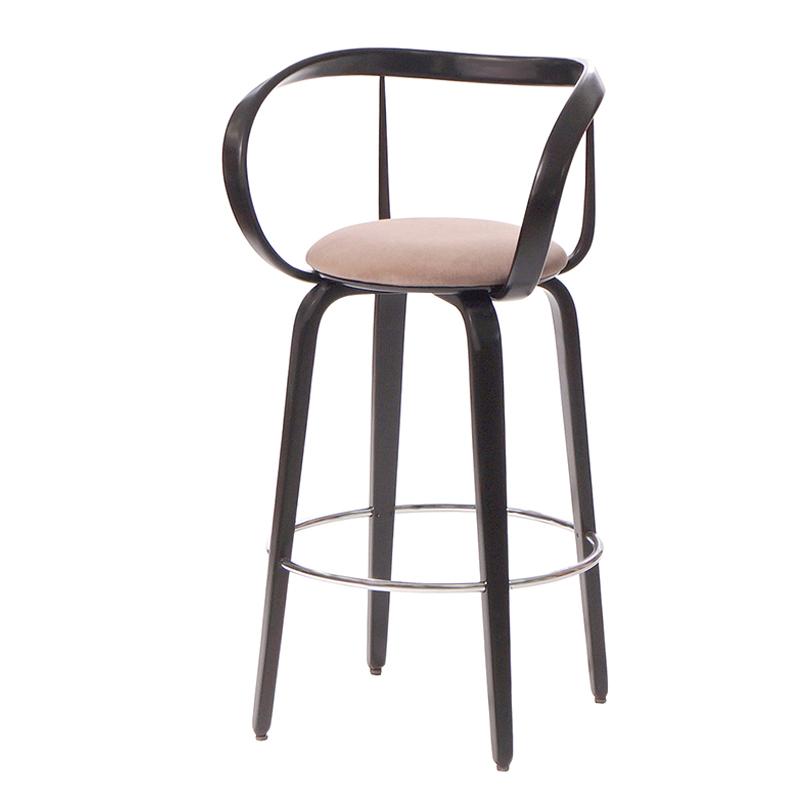 Барный полубарный стул
