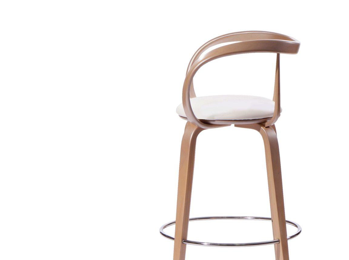 Дизайнерский стул барный в кухню