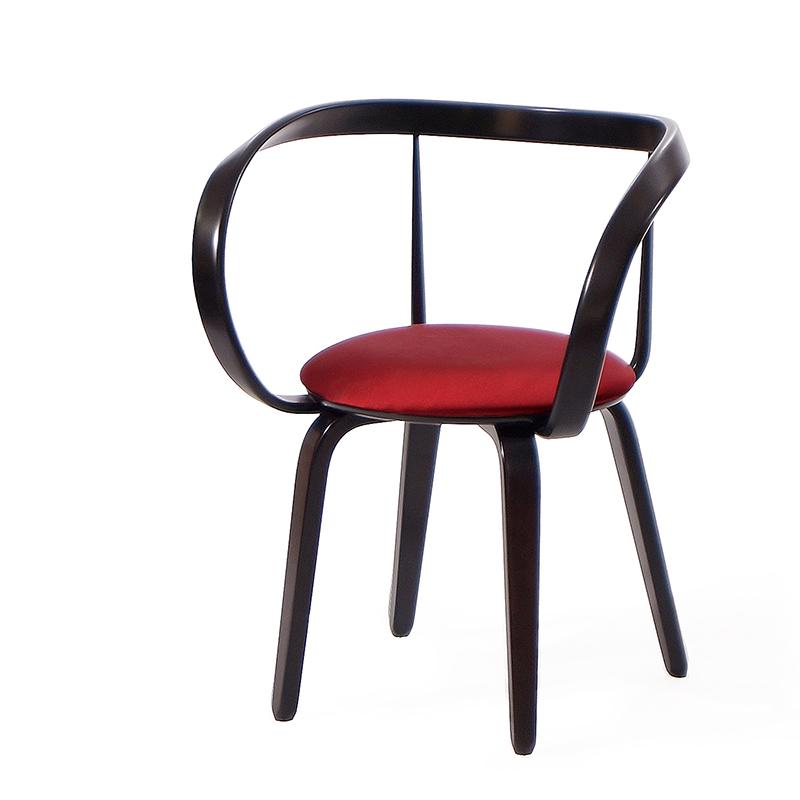 Эксклюзивный стул из натурального дерева