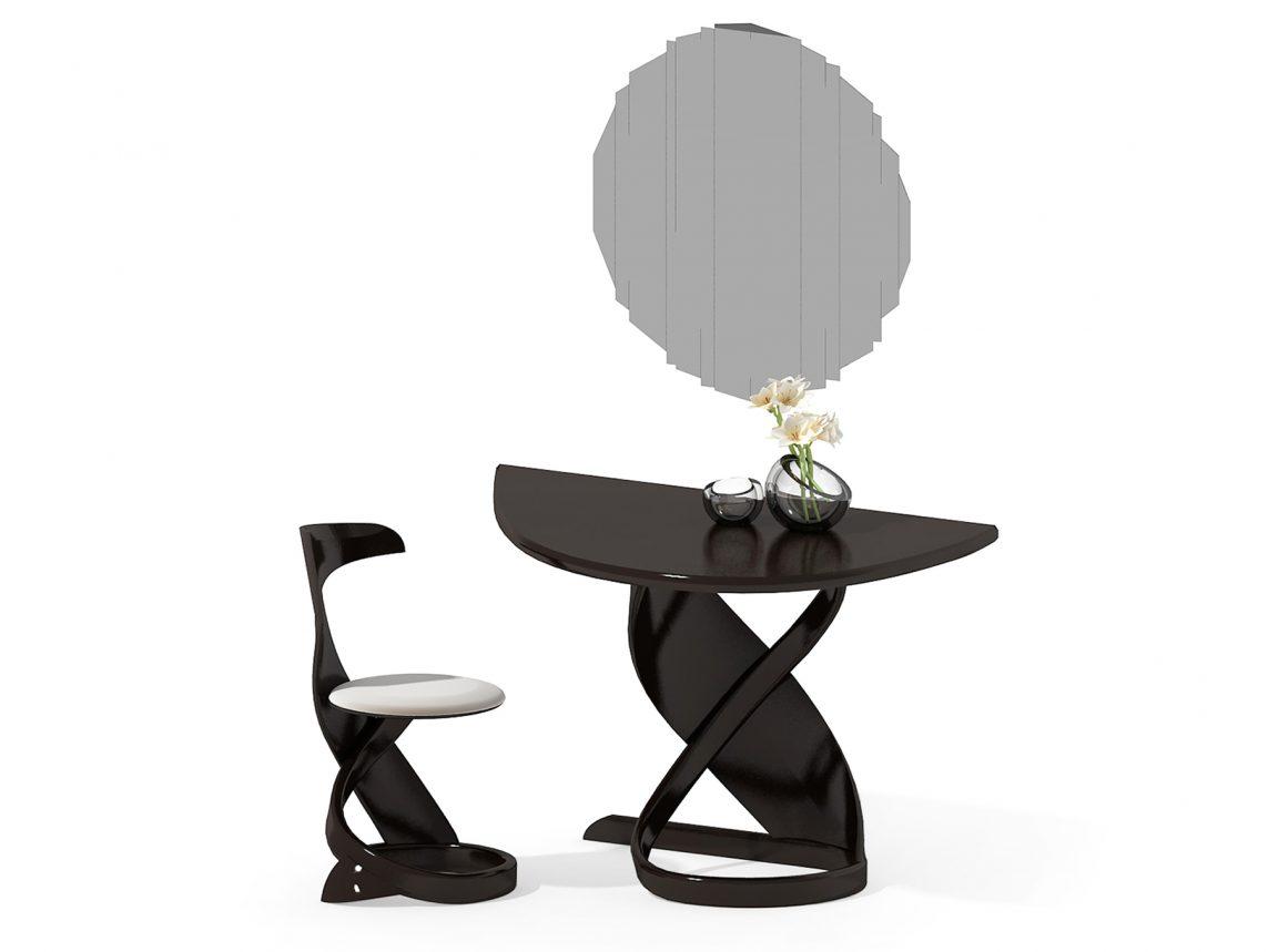 Обеденный стол небольшого размера