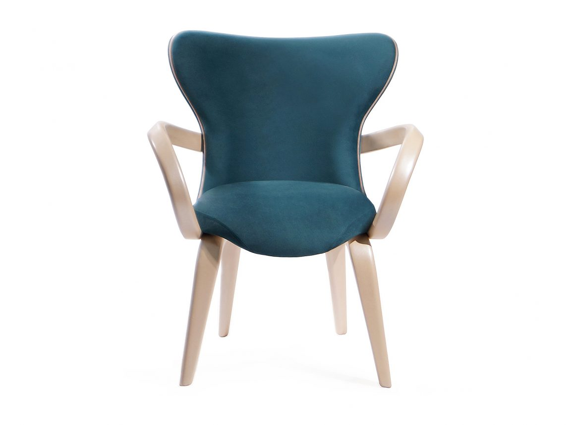 Стильное мини-кресло для гостиной