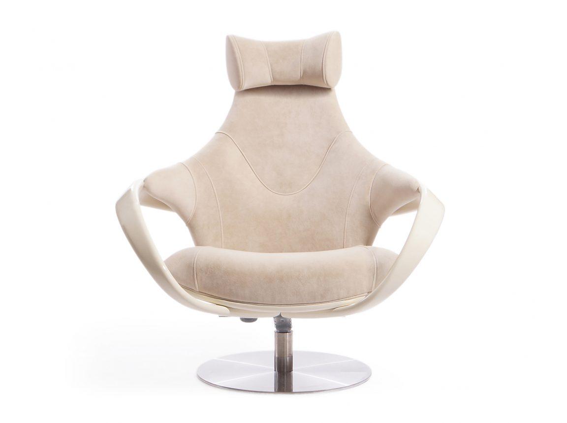 Стильное кресло релакс для отдыха
