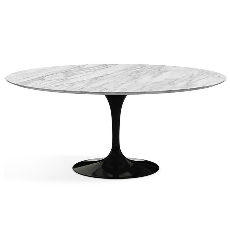 Универсальный стол обеденный круглый