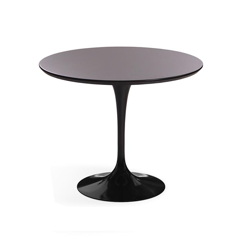 Экстравагантный черный стол обеденный