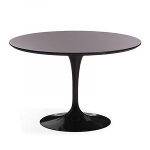 Яркий дизайнерский обеденный стол из акрилового камня