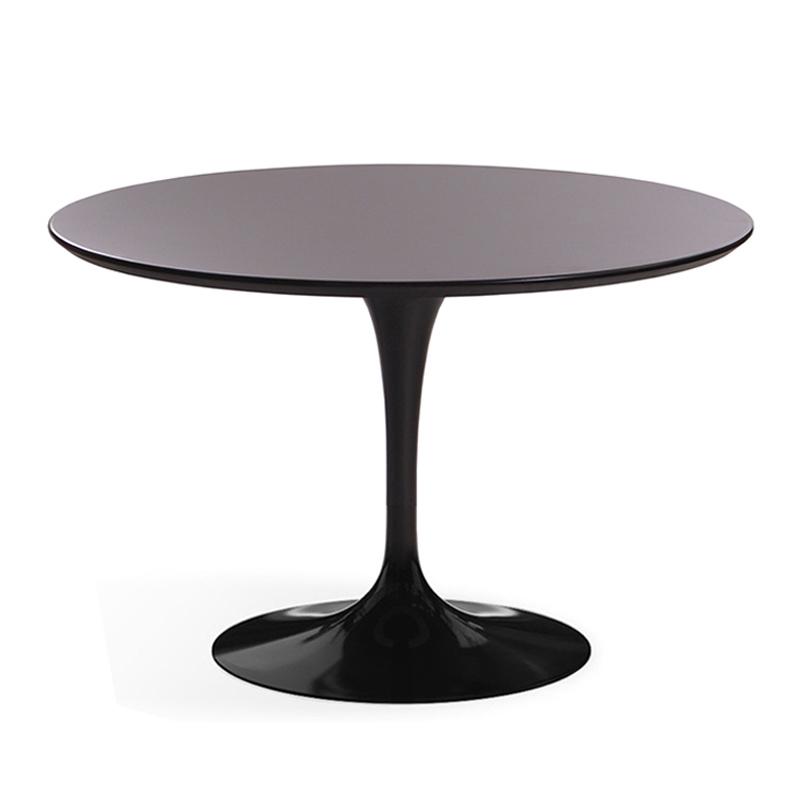 Стол обеденный Tulip черный