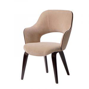 Элегантный стул Vitra из массива