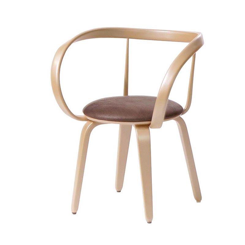 Эксклюзивный деревянный стул Pretzel