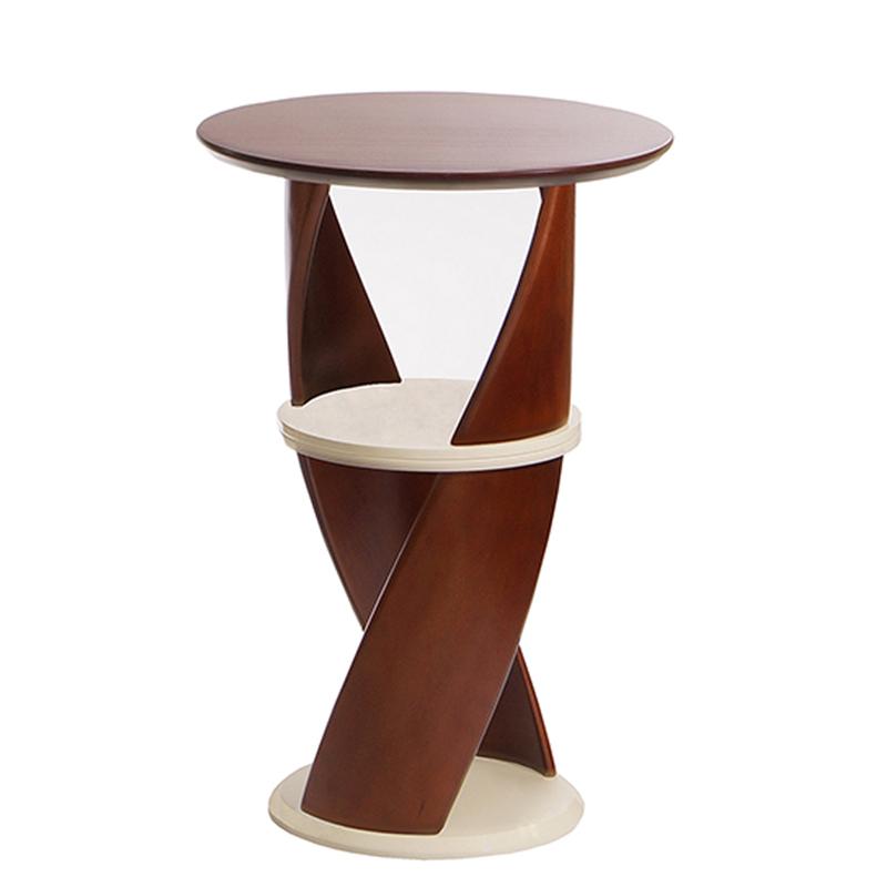 Дизайнерский высокий стол барный