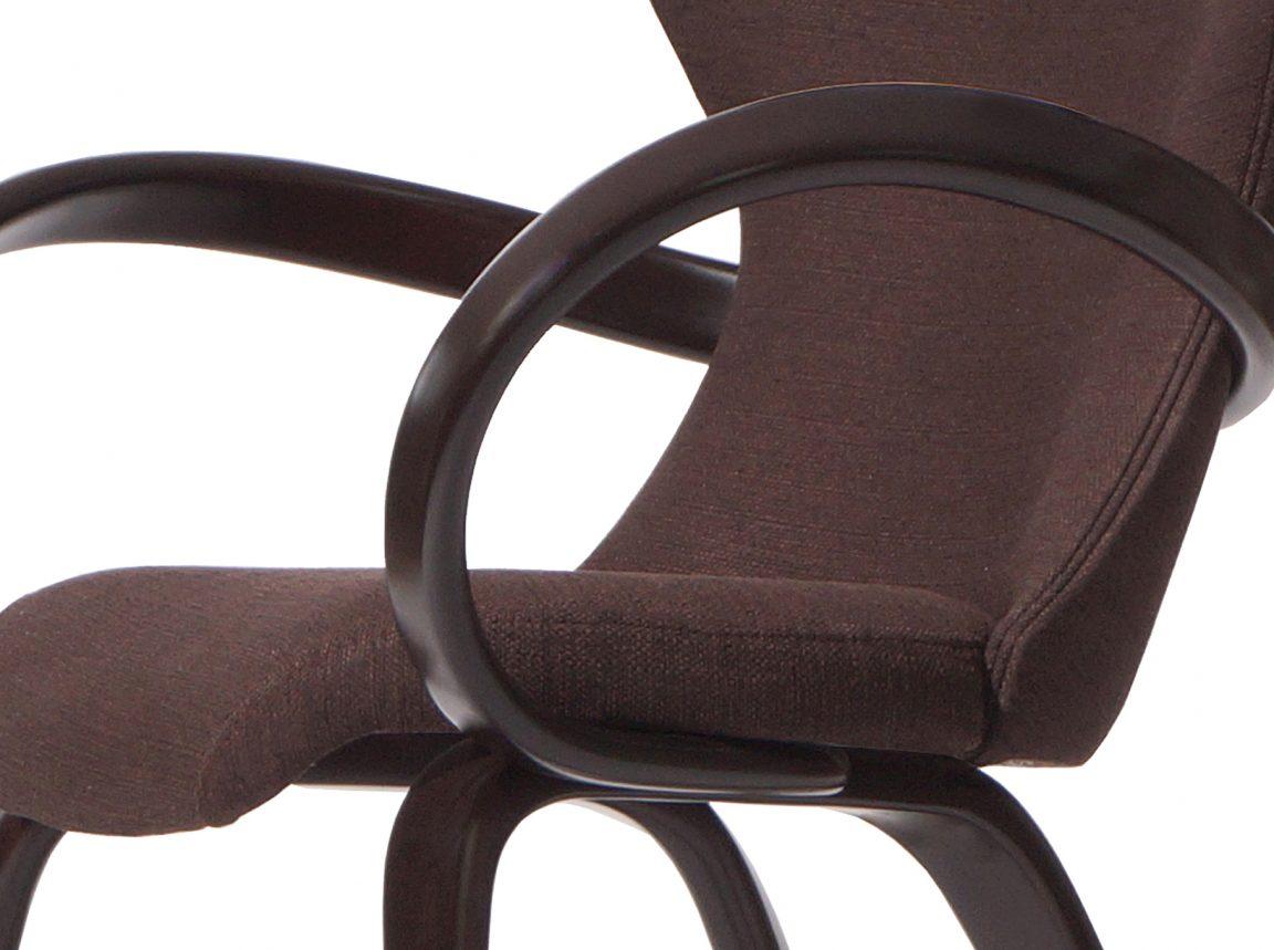 Кресла с подлокотниками для столовой