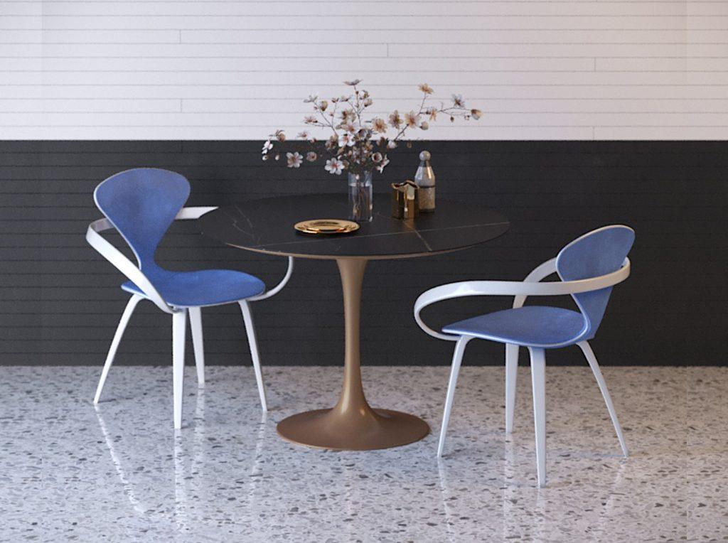Дизайнерский стул Cherner chair