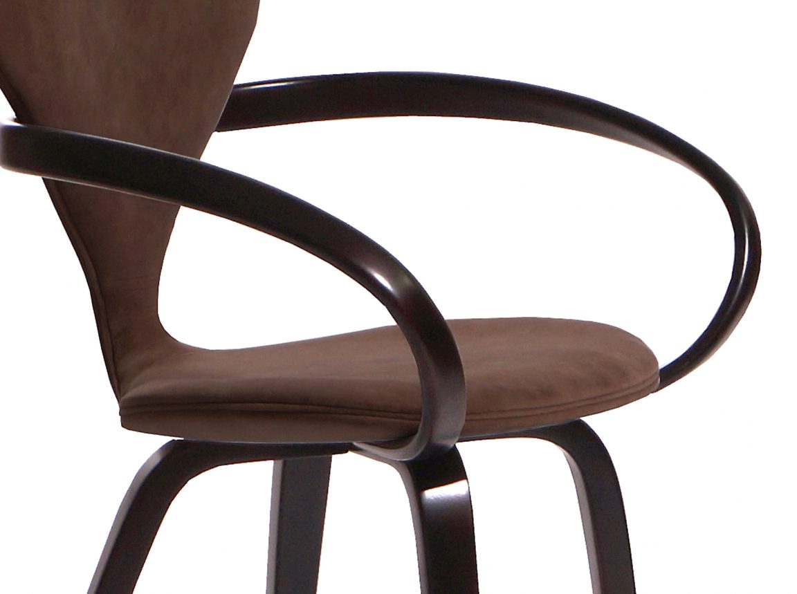 Шикарный коричневый стул для кухни