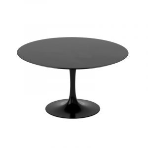 Дизайнерский кухонный стол классического черного цвета
