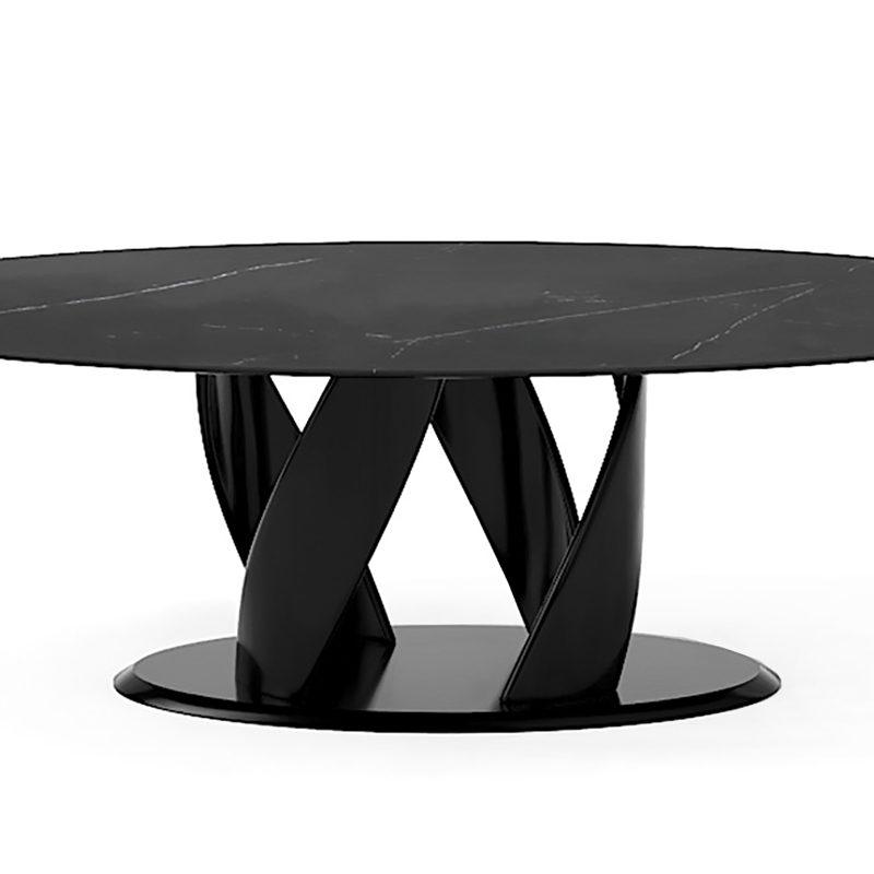 Роскошный овальный стол большой