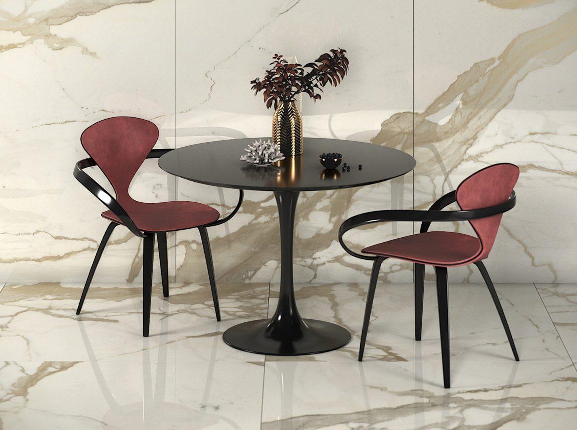 Роскошные стулья с красивыми подлокотниками