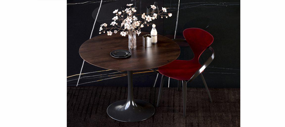 Шикарный стол в американском стиле