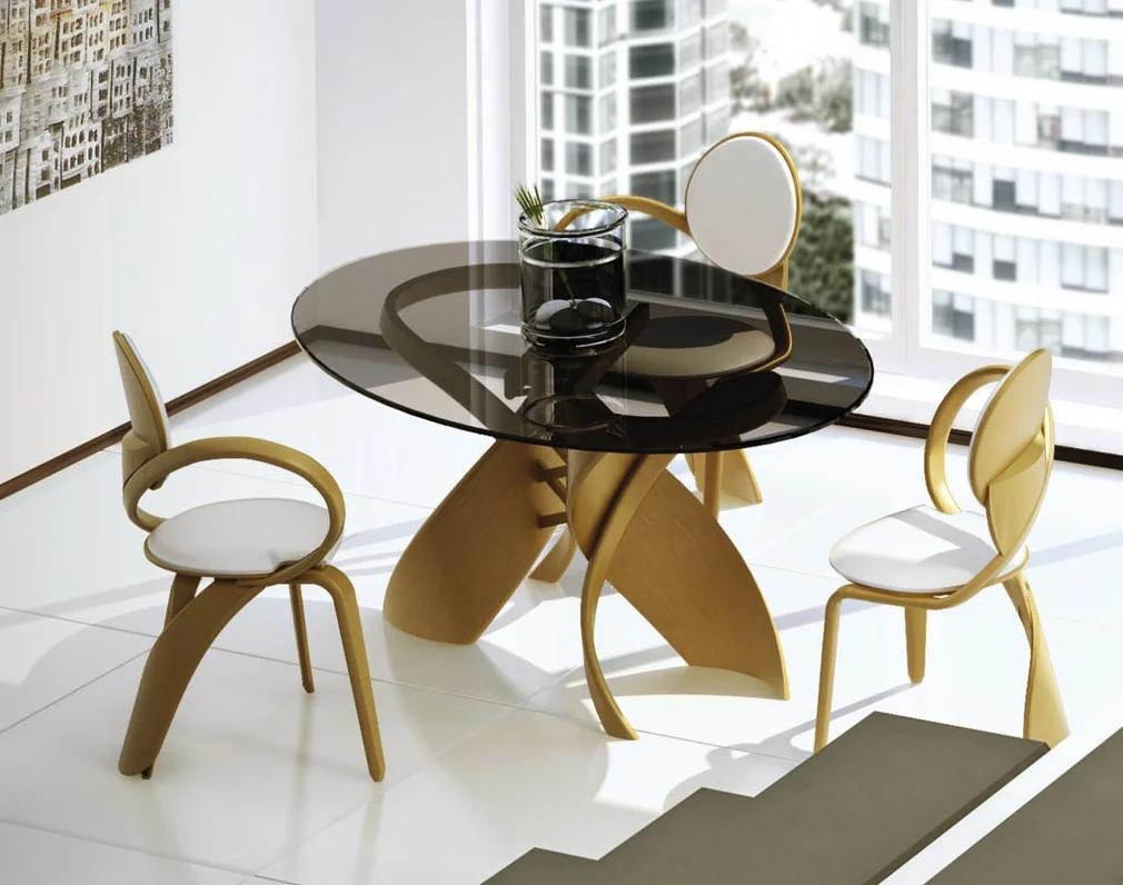Обеденные группы для столовой и гостиной