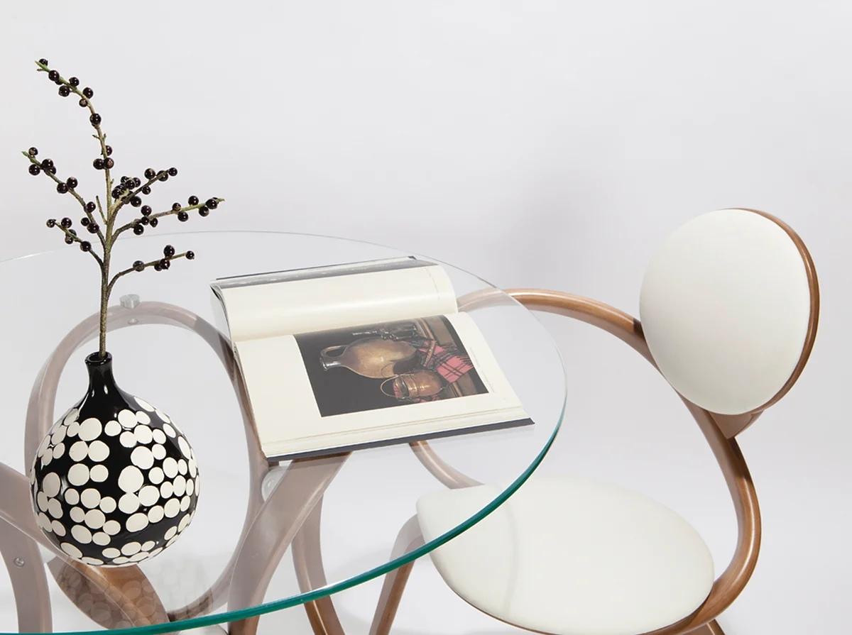 Овальный обеденный стол | Как правильно подобрать