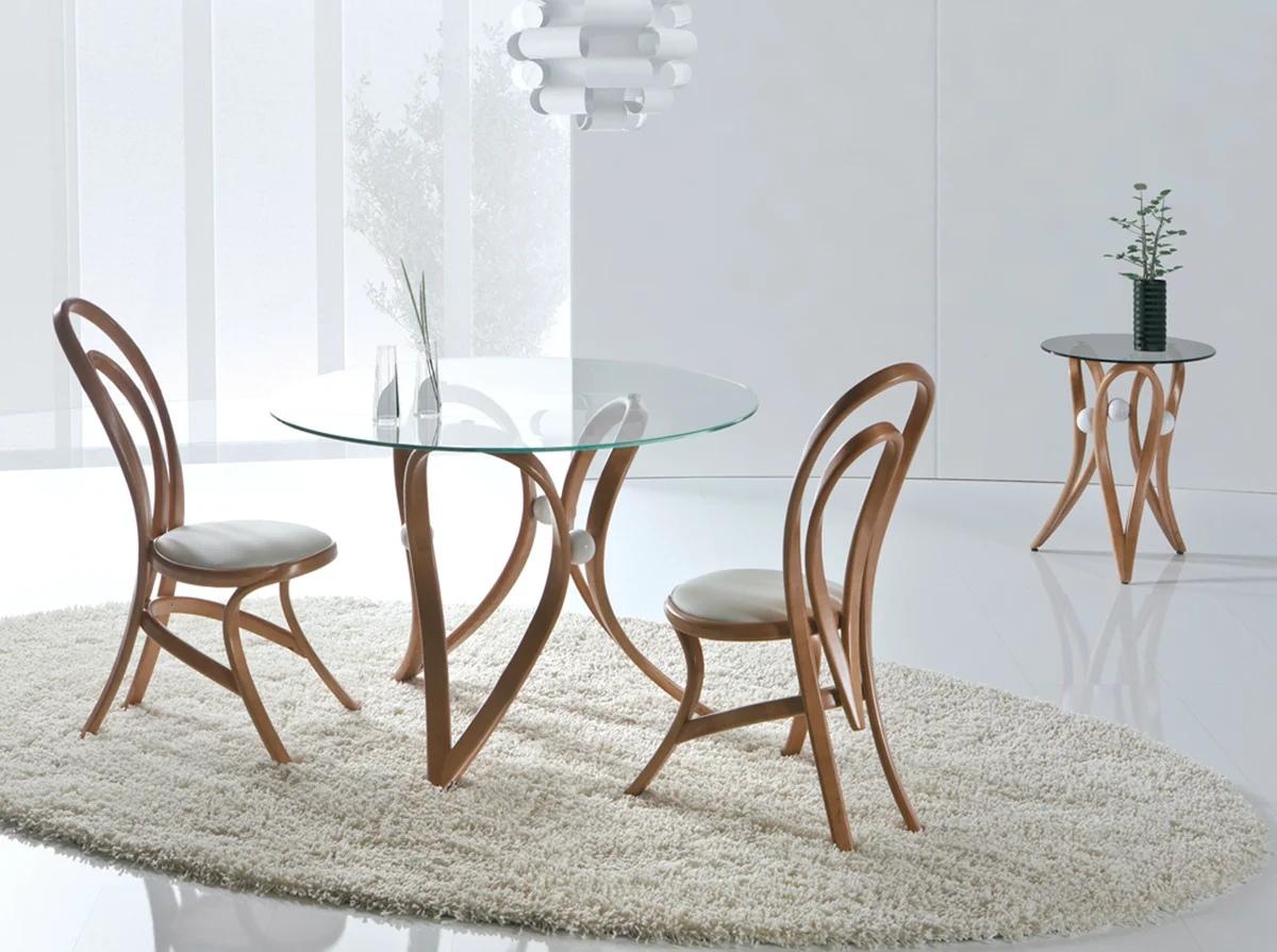 Дизайнерский стеклянный стол | Как правильно подобрать