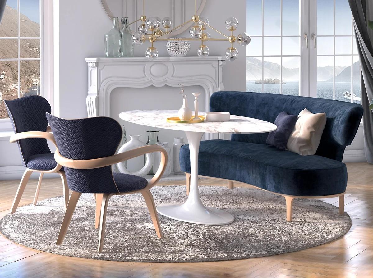 В случае, если вы купили квартиру, отстроили дом и сделали отделку возникает только вопрос обстановки. И тут есть два пути: купить готовую мебель в магазине или заказать дизайнерскую деревянную мебель.