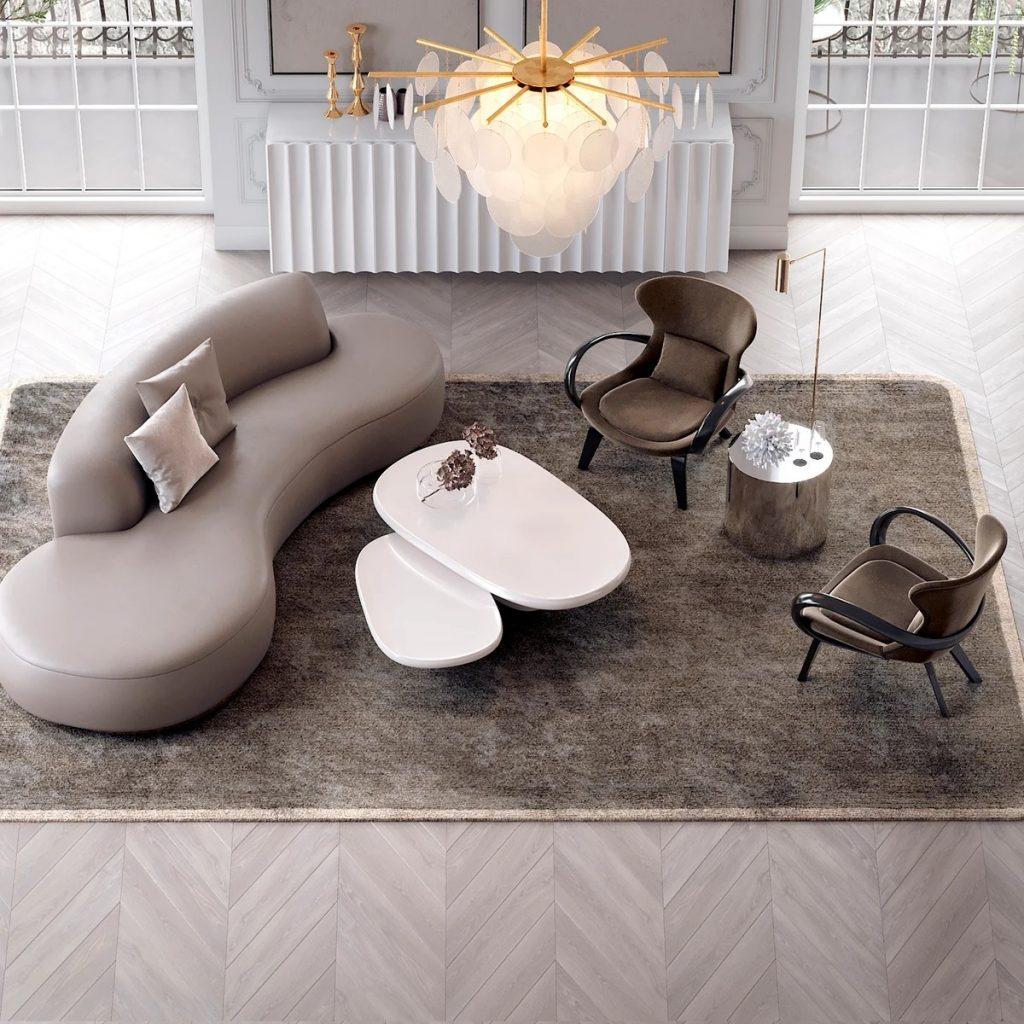 Стулья для гостиной дизайнерские