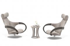 2 кресла априори R комплектом