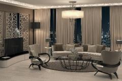 Идея для гостиницы в стиле модерн