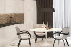 4 стол априори Т на кухне